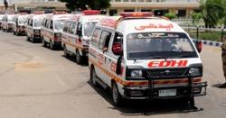 دہشتگردو ں نے ایک مر تبہ پھر بڑے شہر کو لہو لہان کر دیا ، 14افراد كکو قتل کر دیا گیا