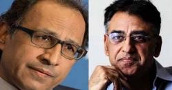 عبدالحفیظ شیخ کی تقرری اور اسد عمر کے استعفے کا نوٹیفکیشن جاری