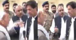 عمران خان گورنر خیبرپختونخواہ کے ہاتھوں بھی ''ماموں'' بن گئے