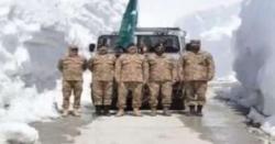 بھارت میں ہمت ہو تو ایسے کام کر کے دکھا ئے ، دنیا کی سب سے طاقتور پاک فوج نے 14ہزار فٹ کی بلندی پر کیا کام کر ڈالا ؟