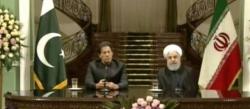 ایرانی صدر نے پا کستان کی بڑی مشکل حل کر نے کا بھی اعلا ن کر دیا ، بڑی خبر آگئی