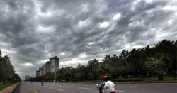 بارشوں کا نیا سلسلہ کب تک جاری رہے گا۔۔۔ محکمہ موسمیات نے پیشگو ئی کر دی