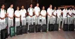 مشن ورلڈکپ: قومی ٹیم سرفراز احمد کی قیادت میں انگلینڈ چلی گئی