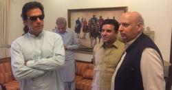 وزیراعظم عمران خان نے گورنر پنجاب سے ملاقات سے انکار کر دیا، محمد سرور نے بھی بڑا فیصلہ کر لیا