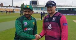 فخر کی سنچری، پاکستان نے دوسرا پریکٹس میچ بھی جیت لیا