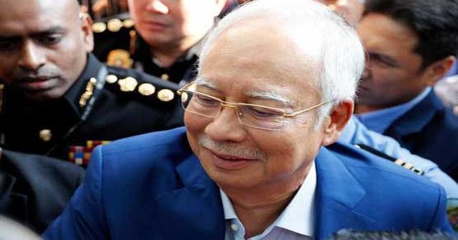 ملائیشیا میں تاریخ کے سب سے بڑے مالی سکینڈل کی سماعت کا آغاز