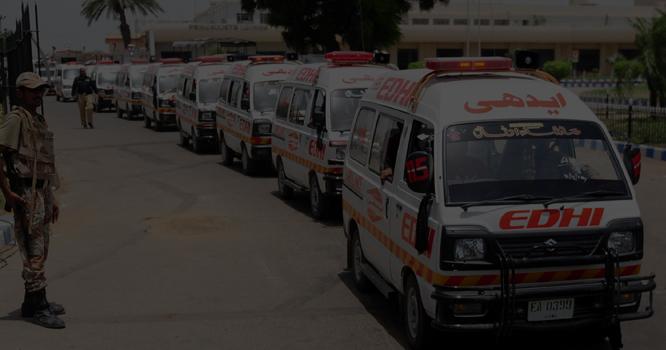 پاکستان کے اہم شہر میں خوفناک سانحہ ، متعددافراد جاں بحق