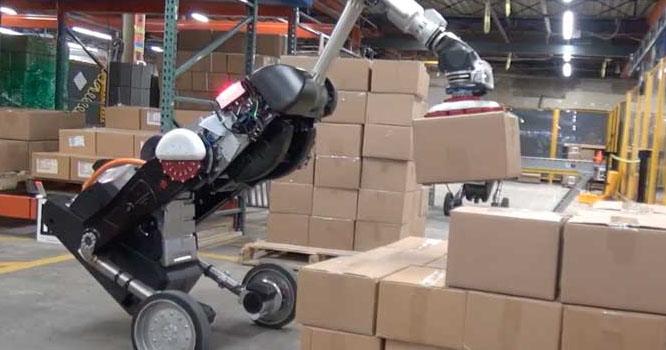 امریکی کمپنی نے پاورفل روبوٹ پیش کردیا