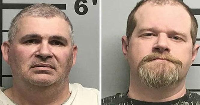 بُلٹ پروف جیکٹ پہن کر ایک دوسرے پر گولیاں برسانے والے دوست گرفتار