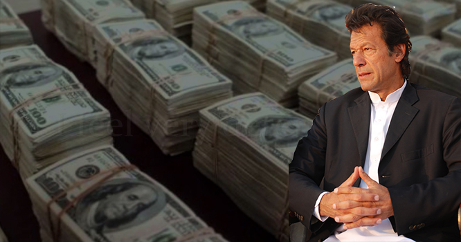 پاکستانی خزانہ کئی ملین ڈالر سے لبا لب بھر گیا ، یہ سب پیسہ کہاں سے آیا ؟ جانیں