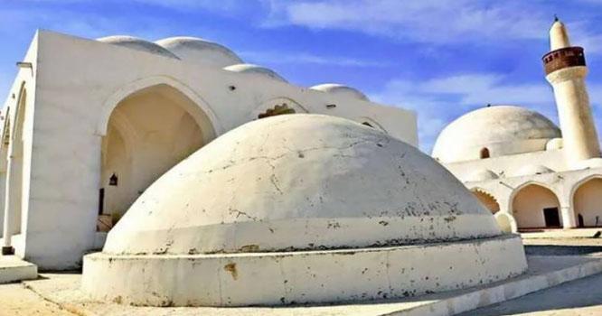 الہفوف کا 463 برس قدیم ابراہیم محل دلچسپی کا باعث بن گیا
