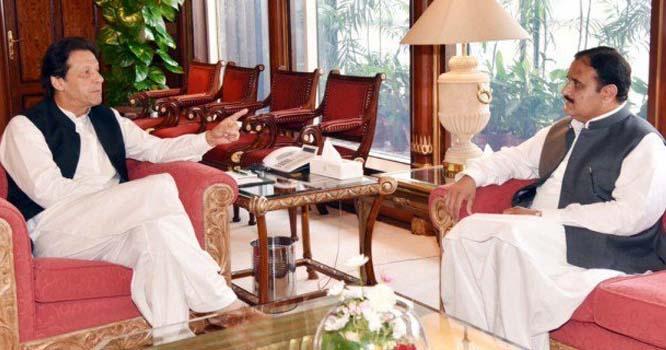 کپتان عمران خان نے پنجاب کے بڑے کھلا ڑی عثمان بزدار کو بدلنے کا اصولی فیصلہ کر لیا، نئے وزیراعلیٰ پنجاب کا بھی سامنے آگیا
