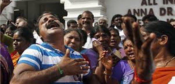 بھارت ، قہر خداوندی کی پکڑ میں ،35افراد ہلاک ، ہسپتالوں میں جگہ کم پڑنے لگی ، ہر طرف چیخ وپکار