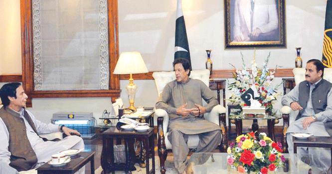 وزیراعظم عمران خان نے نئے وزیراعلی پنجاب کیلئے 3نام فائنل کر لیے