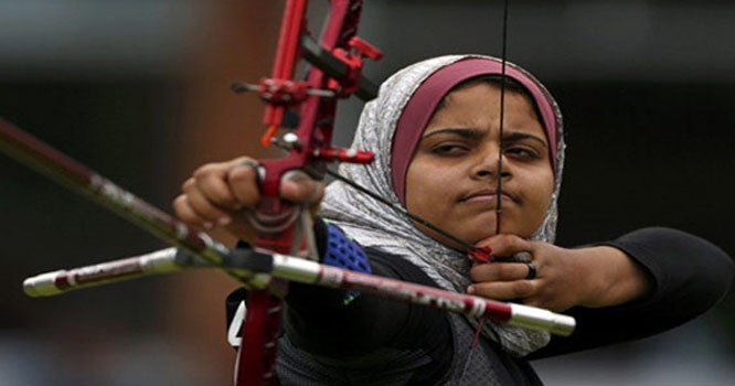 کوئٹہ: بہادر خان ویمن یونیورسٹی میں کراٹے اور تیر اندازی مقابلوں کا انعقاد