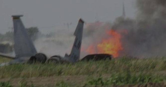 طیارہ گر کر تباہ ، سوار تمام افراد جاں بحق ، پورے ملک کی فضا سوگوار