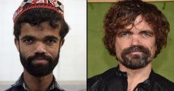 ہالی ووڈ اداکار کے پاکستانی ہم شکل کی پیٹر ڈنکلیج سے ملنے کی خواہش