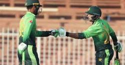 پاکستانی اوپنرز فخر زمان اور امام الحق کا عالمی ریکارڈ محض 10ماہ بعد ہی ٹوٹ گیا