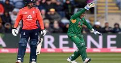 ٹی ٹونٹی میچ میں انگلینڈ کی ٹیم نے پاکستان کو شکست سے دوچار کر دیا
