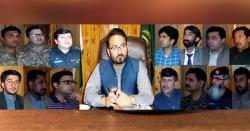 محکمہ پولیس نے رمضان المبارک کیلئے سکیورٹی پلان تشکیل دیدیا،گلگت 3سیکٹرزمیں تقسیم