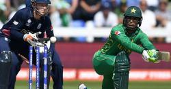 پاکستان اور انگلینڈ کے درمیان ون ڈے سیریز کا پہلا میچ کل لندن میں کھیلا جائے گا