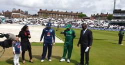 پاکستان اورانگلینڈ کے درمیان ون ڈے  میچ کے اوورز کم کرکے 47کردئیےگئے