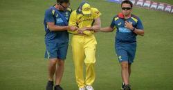 آسٹریلوی ٹیم کو دھچکا، فاسٹ باؤلر جائے رچرڈسن ورلڈکپ سے آؤٹ