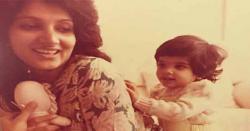 خوش قسمت ہوں آخری لمحات والدہ کیساتھ گزارے: صنم سعید