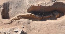 مسلمانوں کی قدیم ترین قبور دریافت