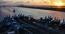 امریکا، ایران کشیدگی: واشنگٹن نے بحری بیڑے کو مشرق وسطیٰ روانہ کر دیا