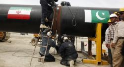 پاکستان کا پاک ایران گیس پائپ لائن منصوبے پر کام جاری رکھنے سے انکار