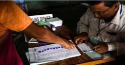 بھارت میں چھٹے مرحلے کے انتخابات، 7 ریاستوں میں پولنگ