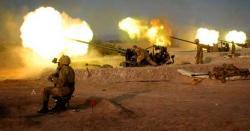 بھارت کی پاک فوج سے آرٹلری فائر بند کرنے کی درخواست، ذرائع