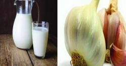 دودھ اورلہسن کے شربت کے وہ فوائد جس سے آپ کی زندگی کی بہاریں واپس لوٹ سکتی ہیں