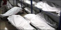 مسافر بسیں ٹکرانے سے 5افراد جاں بحق ، 20زخمی