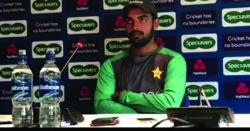 شاداب خان کی صحت یاب ہونے کے بعد پہلی پریس کانفرنس، ایسی بات کہہ دی کہ کر کٹ شا ئقین بھی دیکھتے  رہ گئے