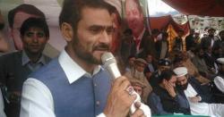 نئے پاکستان والوںنے جی بی کورمضان پیکیج سے محروم کردیا،عمران وکیل