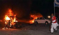 کوئٹہ دھماکے کا ایک اور زخمی پولیس اہلکاردم توڑگیا،تعداد5 ہوگئی