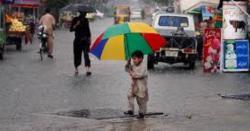 پاکستان میں خوب بارشیں ، محکمہ موسمیات نے پاکستانیوں کو ٹھنڈی ٹھنڈی خوشخبری سنا دی