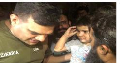 لاہور سے اغوا ہونے والی تین سالہ بچی مل گئی
