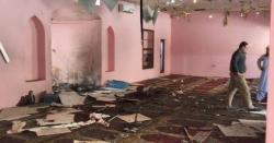 مسجد میں ہونے والے دھماکے کے نتیجے میں 2 افراد جاں بحق