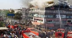 گجرات،کوچنگ سنٹر میں خوفناک آتشزدگی ،18طلبا ہلاک ، وزیراعلیٰ کا اہم ترین بیان بھی سامنے آگیا
