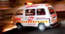خوفناک تصادم ۔۔ معروف ممبر اسمبلی ساتھیوں سمیت شدیدزخمی