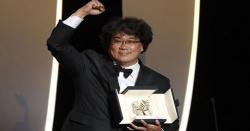 کانز فلم فیسٹیول کا اعلیٰ ترین اعزاز ''پام ڈور'' بونگ جون ہو کے نام