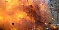 بھارت میں زوردار بم دھماکہ ،سکیورٹی فورسز کے 11 اہلکار نشانہ بن گئے، افراتفری مچ گئی