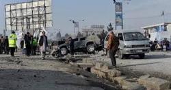 افغانستان، فوجی بس پر حملہ، لاشوں کے ڈھیر لگ گئے