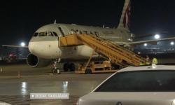 2 سال قبل پیدا ہونے والے تنازع کے بعد پہلی مرتبہ قطری طیارہ جدہ ایئرپورٹ پر پہنچا