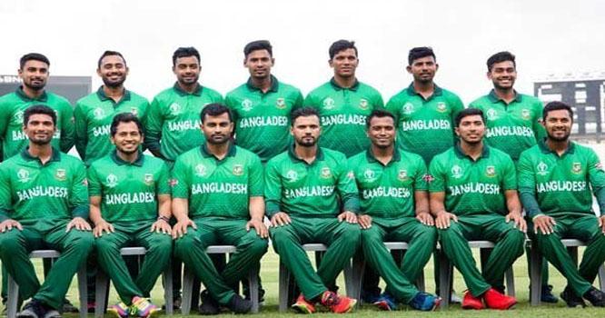 ورلڈ کپ 2019؛ پاکستان ٹیم جیسی 'کٹ' پر بنگلہ دیش میں تنازع