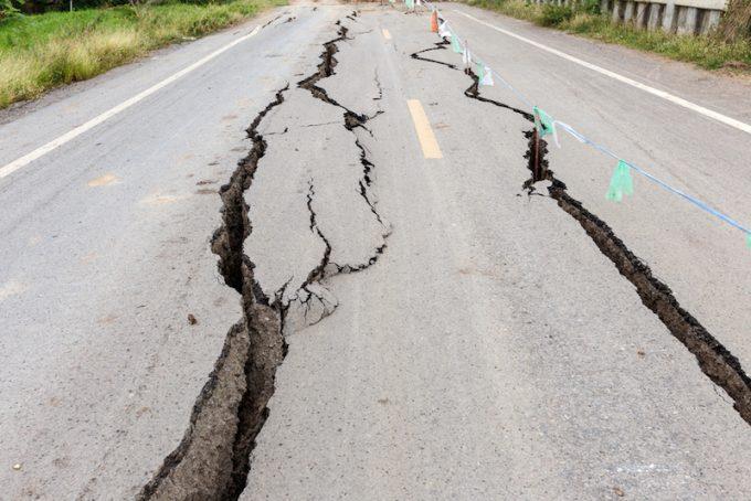 7.2 شدت کا زلزلہ، شہریوں میں خوف وہراس