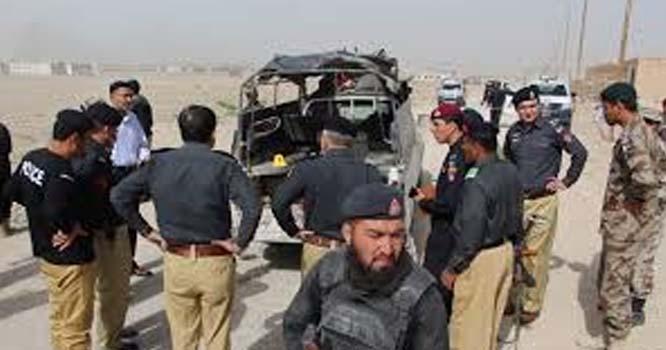بلوچستان دھماکے میں اچکزئی اپنے گارڈزسمیت جاں بحق